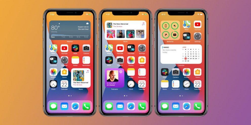 creative iOS 14 app