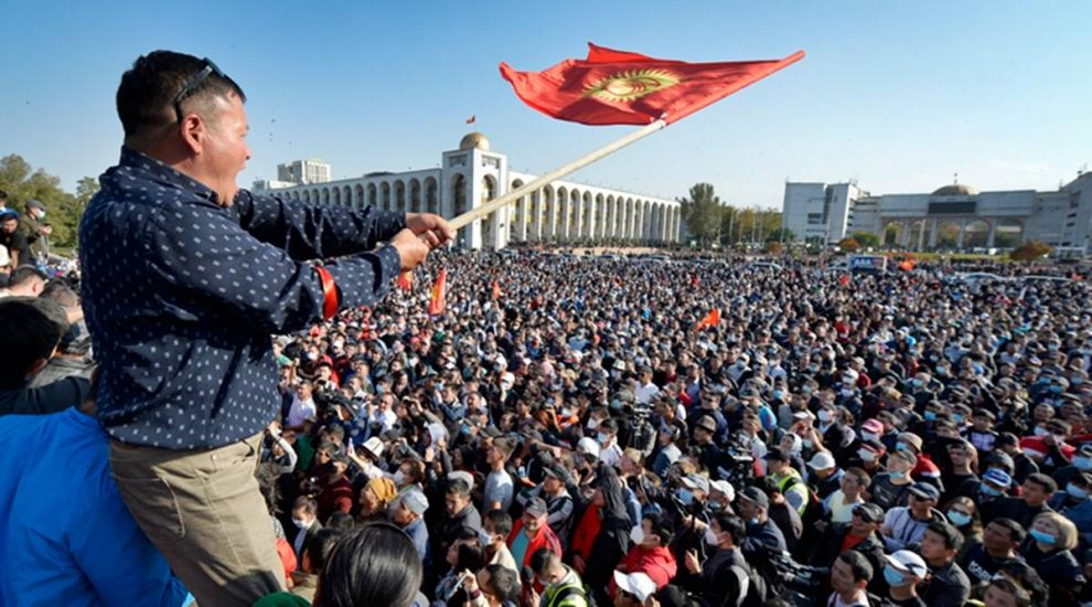 Kyrgyzstan govt.: Another election to be held