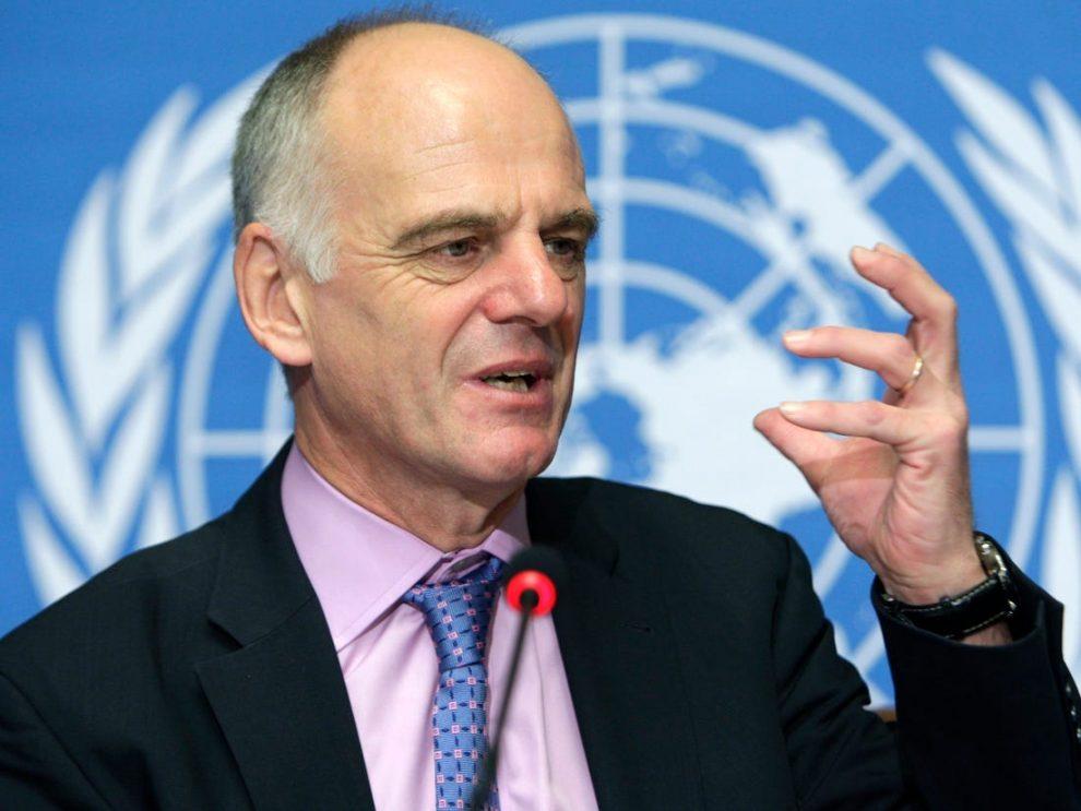 World Health Organization envoy urges end to coronavirus pandemic lockdowns