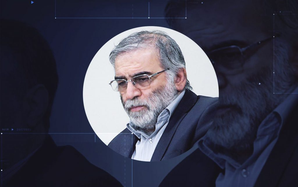 Top Iranian nuclear scientist