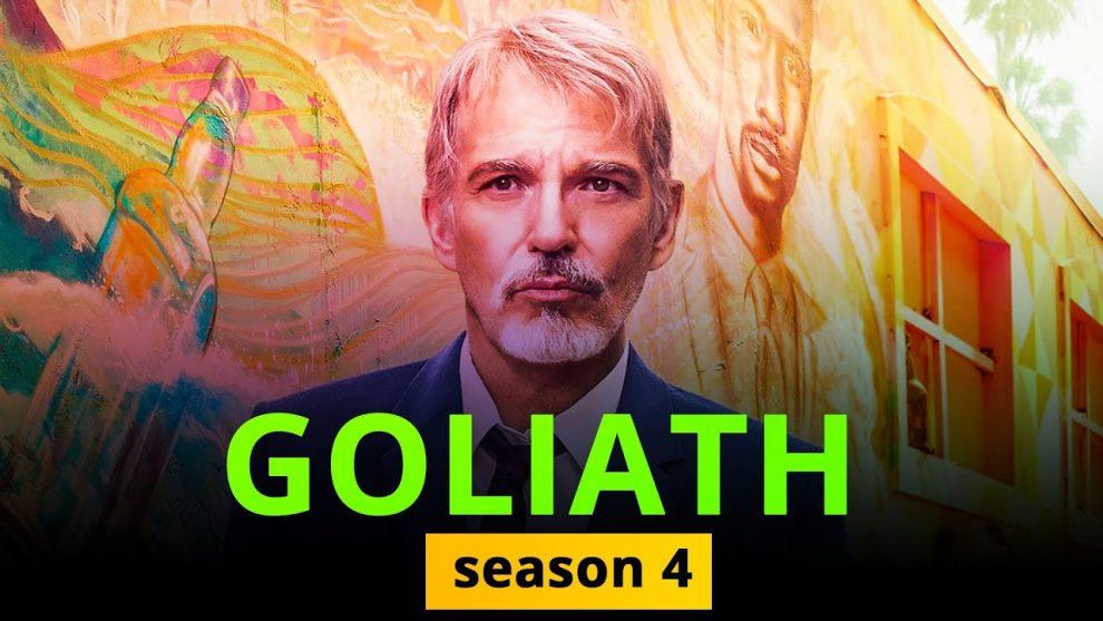Goliath Season 4