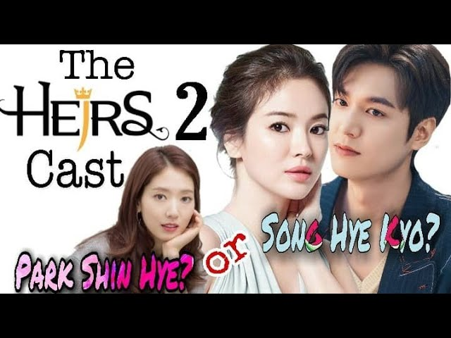 The Heirs Season 2 release date