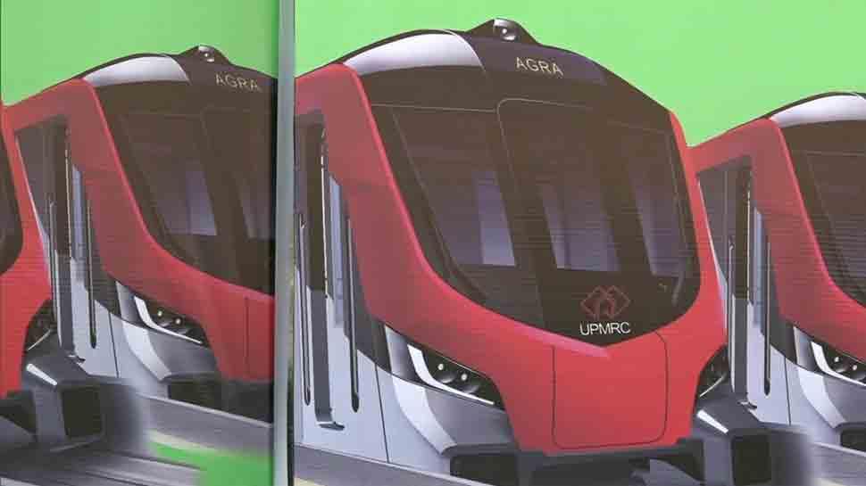 Agra Metro Project