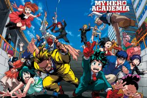 """My Hero Academia"""