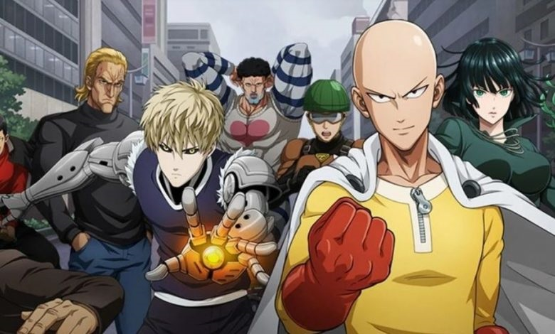 """One Punch Man"""