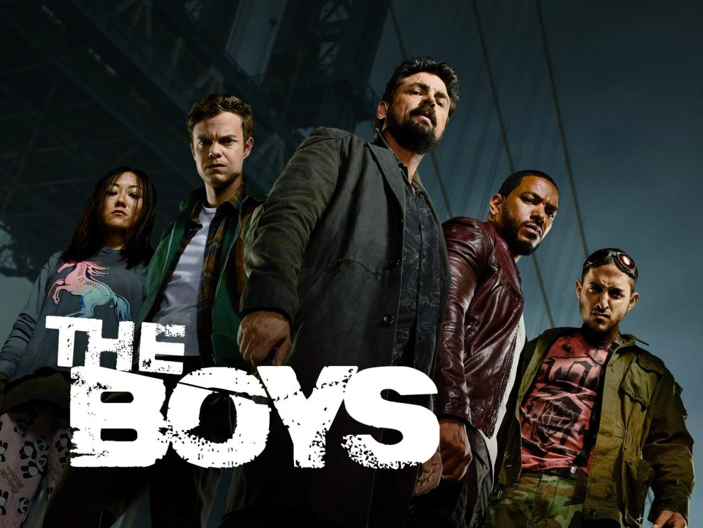 """The Boys"" Season 3"