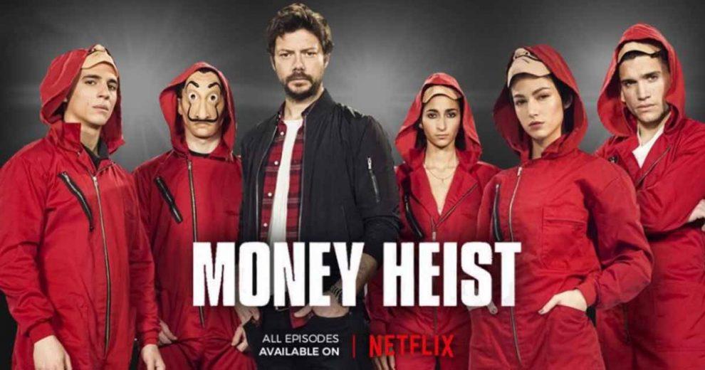 """Money Heist"""