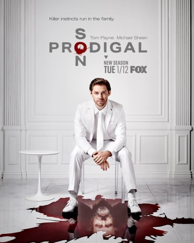 """Prodigal Son"" Season 2"