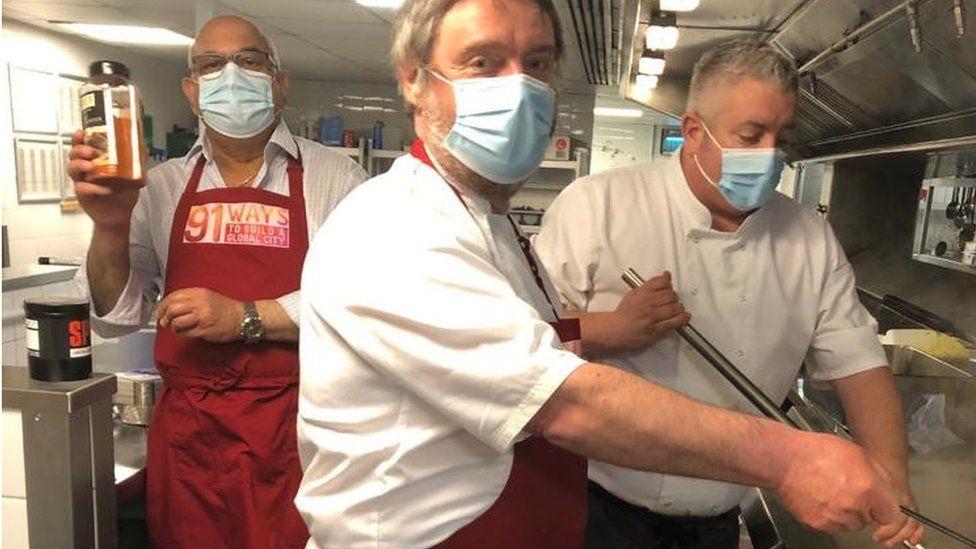 Bristol chefs