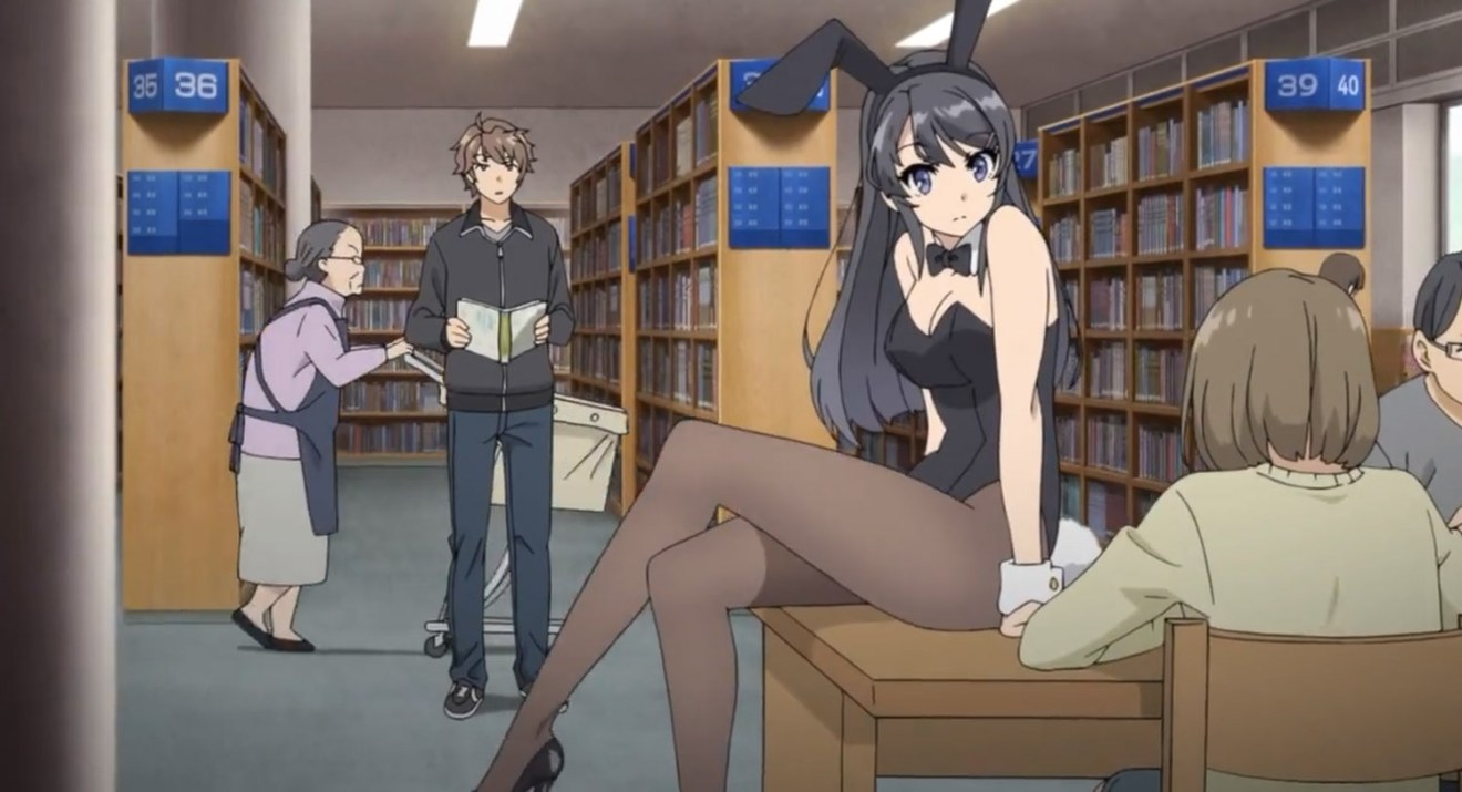 """""""Bunny Girl Senpai"""""""