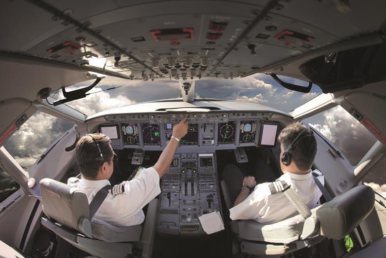 Five senior Air India pilots