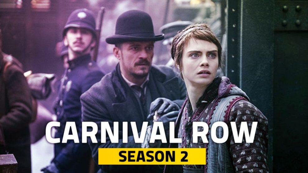 """""""Carnival Row"""""""