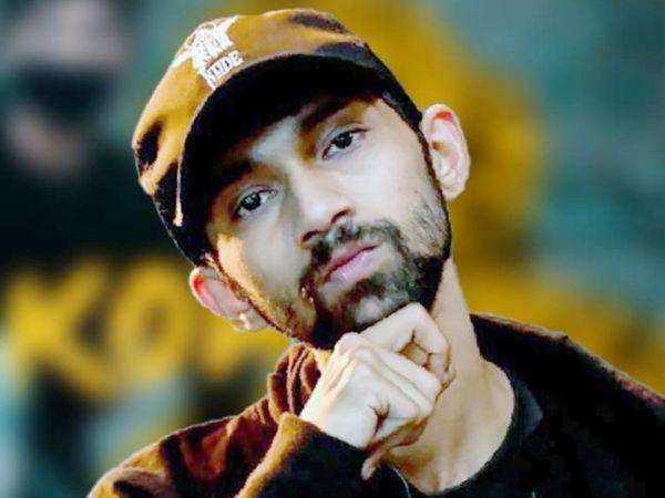 MC Kode aka Aditya Tiwari