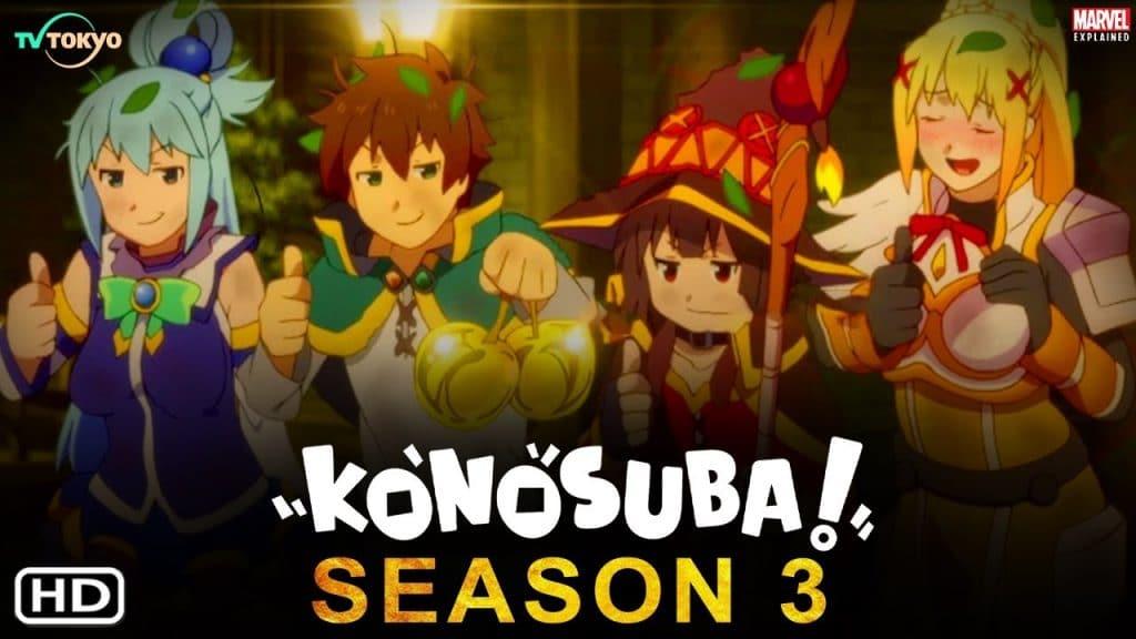 KonoSuba Season 3