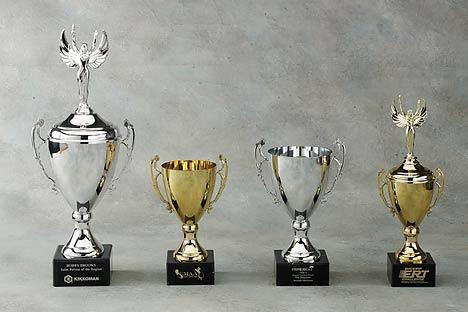 5 Type of Trophies