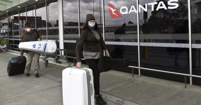 Australia to resume international flights after 18 months will lift travel ban from November