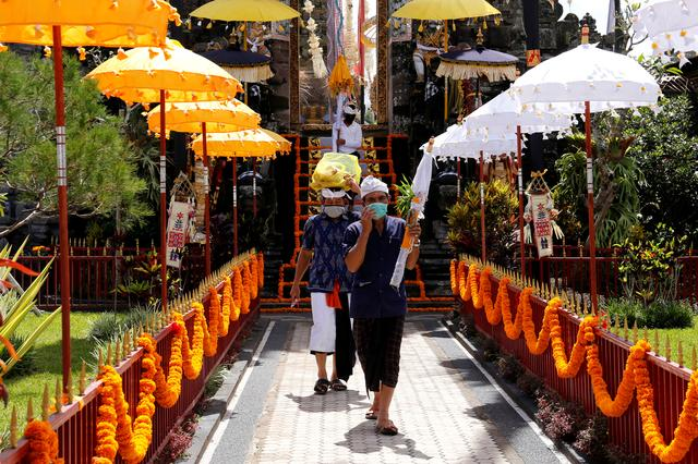 Indonesia will open resorts in Bali in October, with the aim of strengthening the economy in the tourism sector