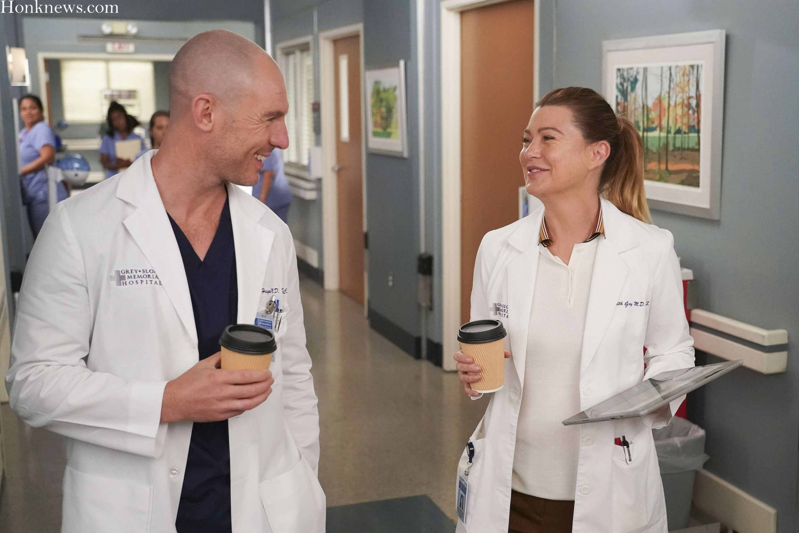 Season 18 of Grey's Anatomy