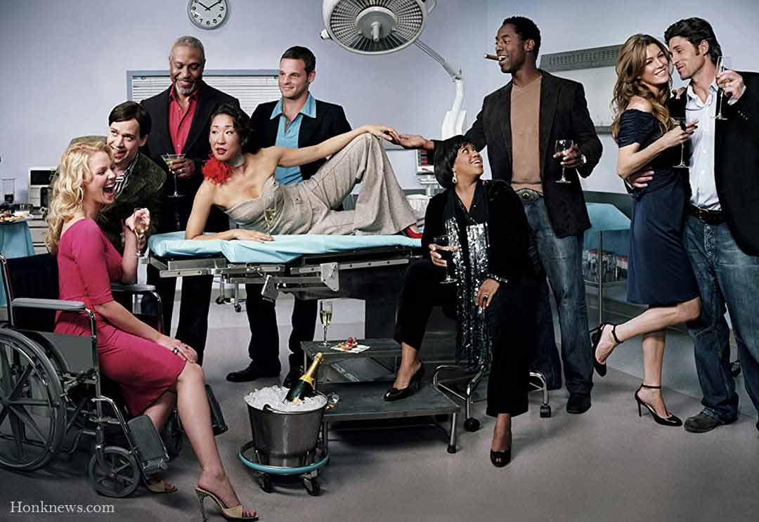 Season 19 of Grey's Anatomy
