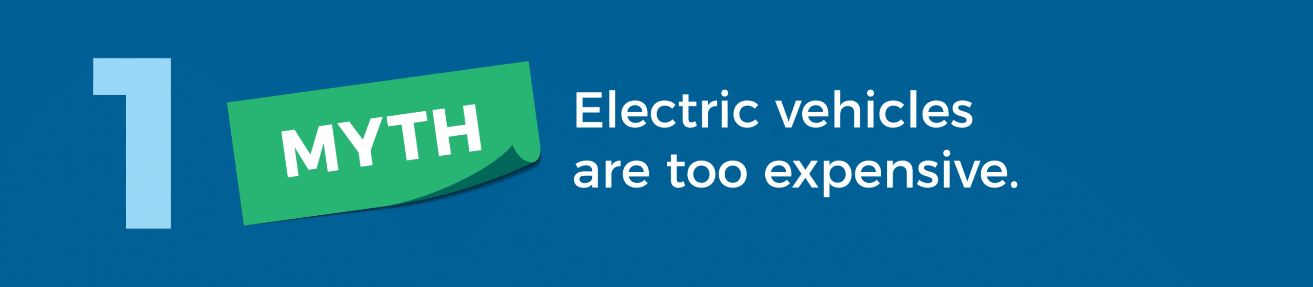 5 Common Myths About Electric Vehicles