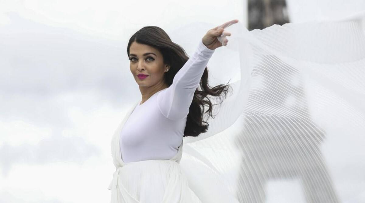 Aishwarya Rai Bachchan Steals the Spotlight at Paris Fashion Week in Gorgeous White Ensemble