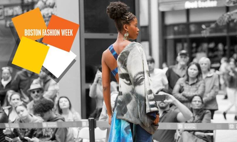 Boston Fashion Week Launches 60 AR Designs Across Boston