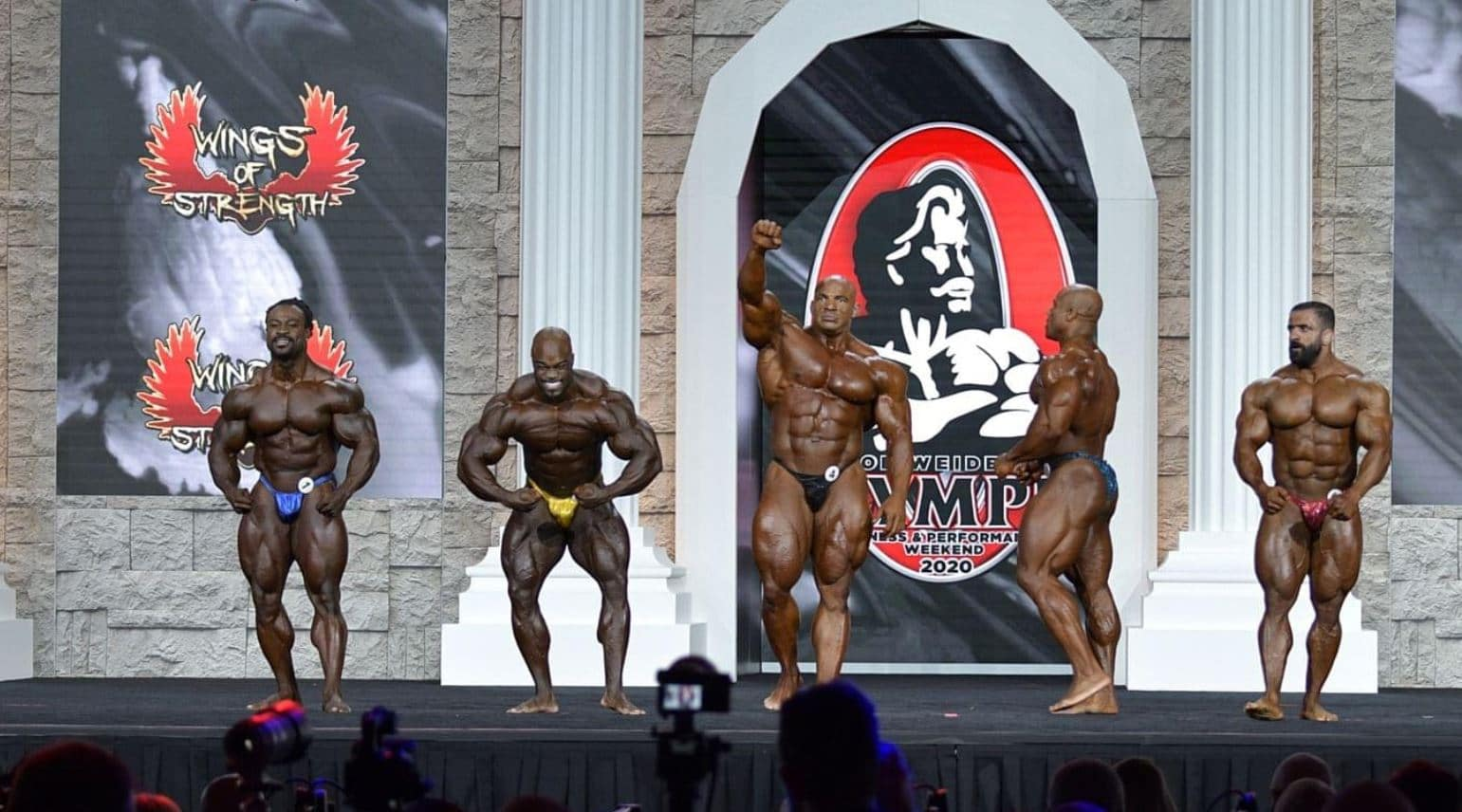 How to watch Mr. Olympia Live Streaming?