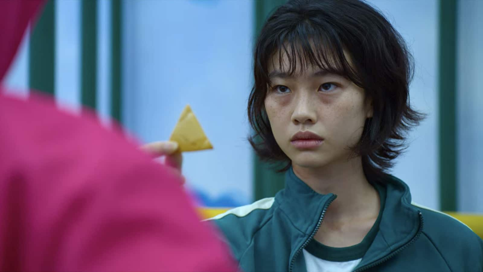 Squid game star Jung Ho-Yeon failed one of the 'games' in real life
