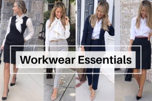Work Wear Essentials For Every Woman
